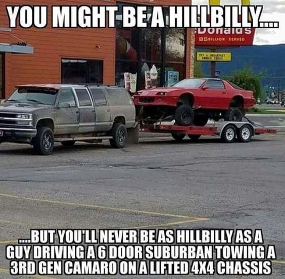 Master Hillbilly