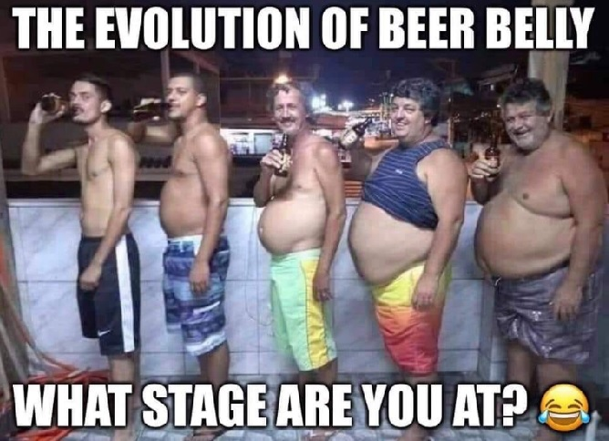 Beer Belly evolution image