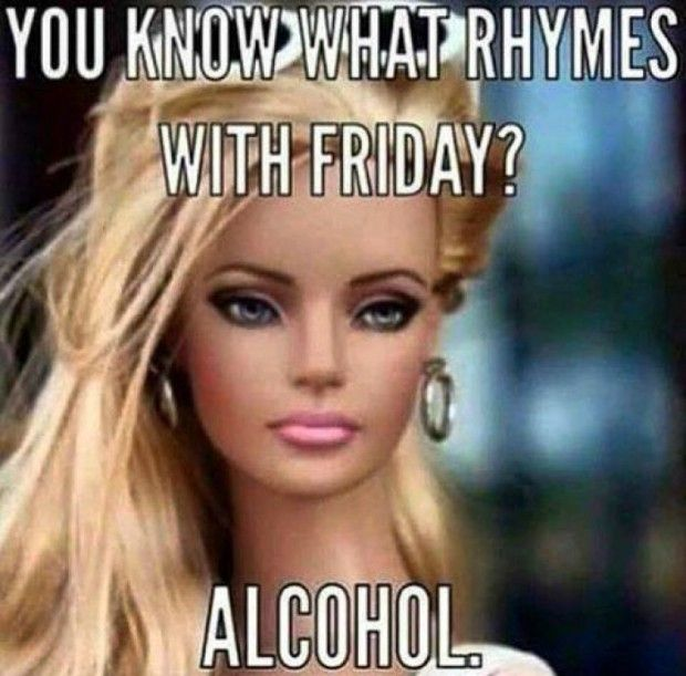 Rhymes with Friday image