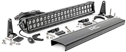 Rough Country 20″ Black Series Dual Row CREE LED Light Bar 70920BL