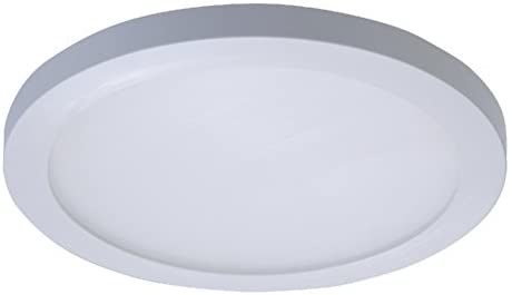 HALO SMD6R6927WH SMD 6″ Integrated LED Recessed Round Trim Downlight 90 CRI 2700K CCT, White