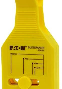Bussmann FT-3 Automotive Blade and Glass Tube Fuse Tester and Puller, 1 Pack