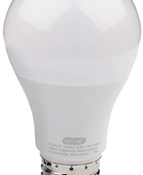 Genie Light Bulb-60 Watt (800 Lumens) -Made to Minimize Interference (Compatible with All Major Brands) – LEDB1-R LED Garage Door Opener Bulb, 1 Pack