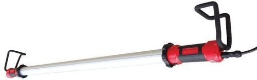 ATD Tools atd-80357 2000 Lumen LED Corded/Cordless Underhood Light with 25′ Removable Cord, 1 Pack,red / black / LED,Large