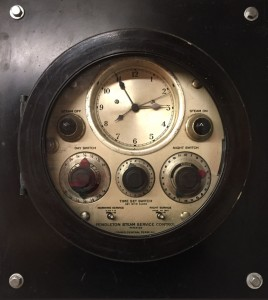 Leonard Powers Pendleton-Clock