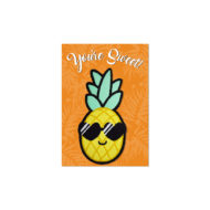 Pineapple Patch with Card