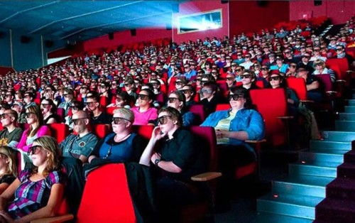 3D Tickets Movie