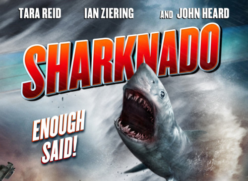 SyFy Sharknado Movie