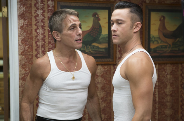Don Jon Movie Still 1 Joseph Gordon-Levitt & Tony Danza