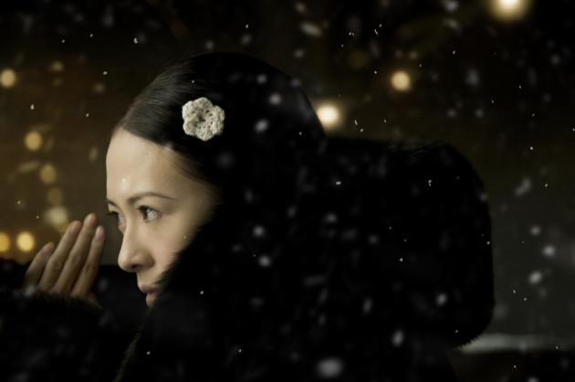 The Grandmaster Movie Still 2 Zhang Ziyi