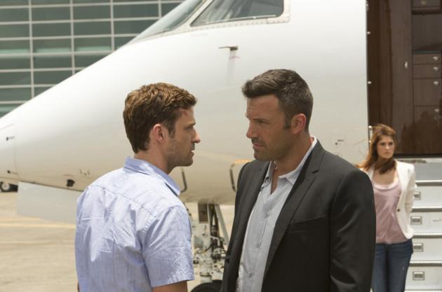 Runner Runner Movie Still 1 Justin Timberlake & Ben Affleck