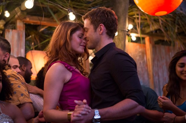 Runner Runner Movie Still 2 - Justin Timberlake & Gemma Arterton