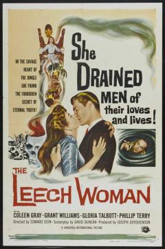 The Leech Woman Movie Poster
