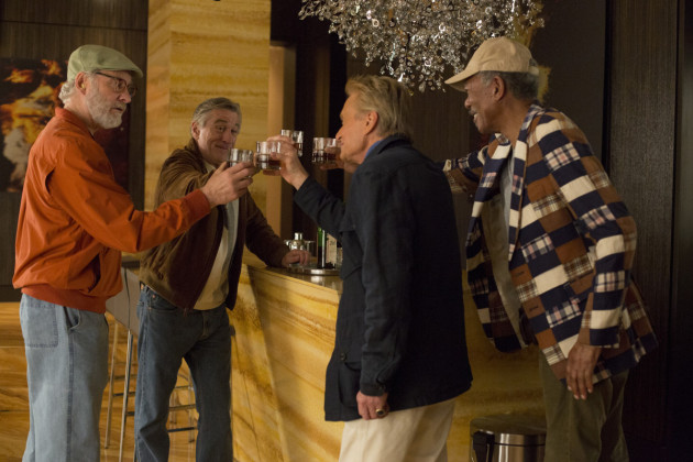 Last Vegas Movie Still 2 - Michael Douglas, Robert De Niro, Morgan Freeman and Kevin Kline