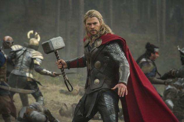 Thor The Dark World Movie Still 1 - Chris Hemsworth