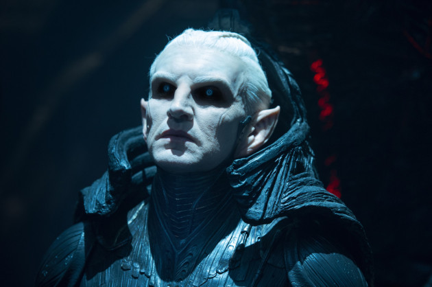 Thor The Dark World Movie Still 2 - Christopher Eccleston
