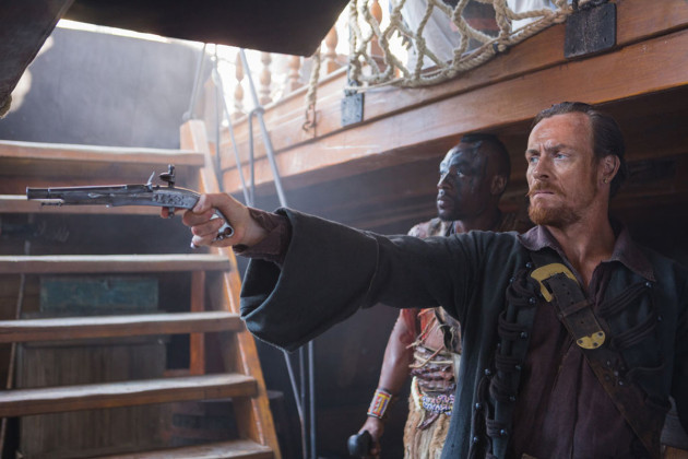 Black Sails TV Still Image 1