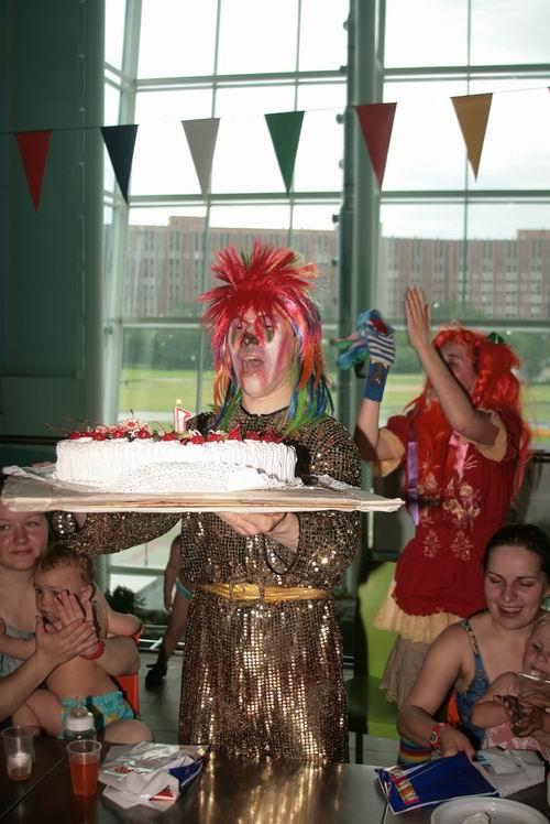 день рождения MamaClub