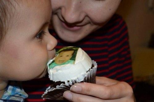 день рождения первый год торт