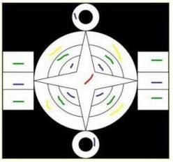 метод-Шихидо мандала карточка ответа