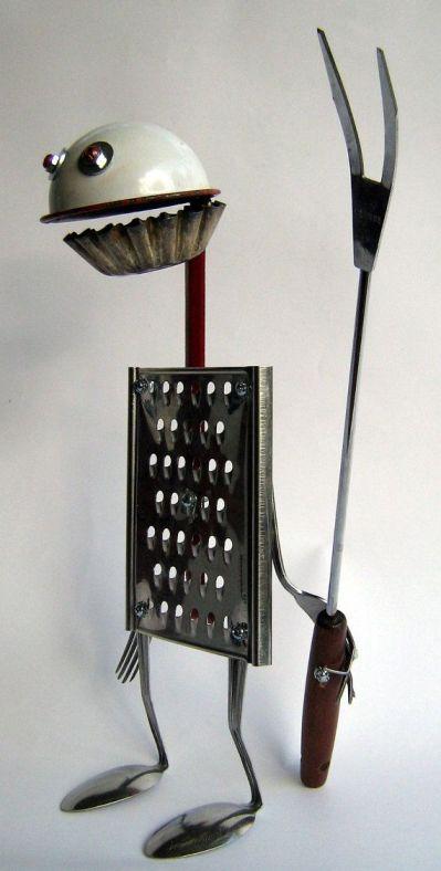 робот кухонный своими руками