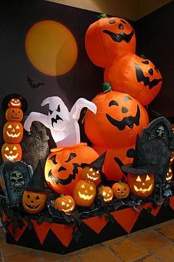 хеллоуин история