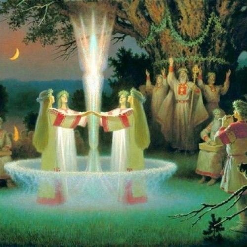 день рождения славянская традиция поверье