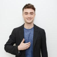 Daniel Radcliffe has said that he would like to die on a film set