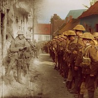 Peter Jackson creates a 3D film about the First World War