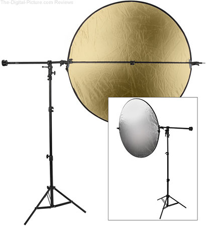 Impact Telescopic Collapsible Reflector Holder
