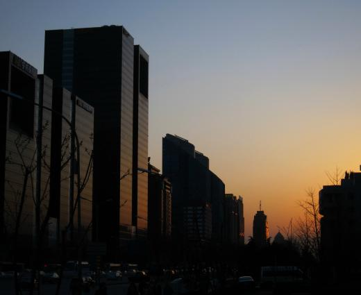 Some impressions from Seoul and Beijing