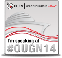 Going to Norway for the OUGN Conference