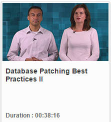 Eleanor Merritt David Price - Oracle Database Patching Best Practices