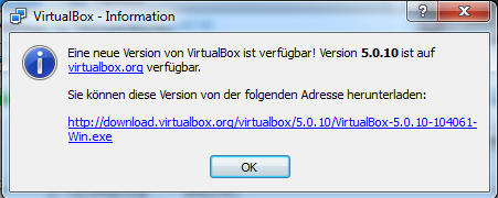 VBox 5.0.10 crash issues with our Hands-On-Lab