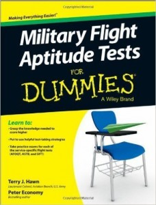 Military Flight Aptitude Tests for Dummies