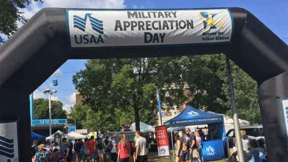 Military Appreciation Day at the Minnesota State Fair