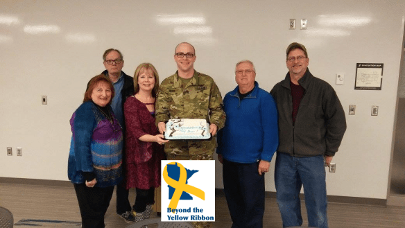 VA Women's Clinic and Ramsey County Yellow Ribbon Network