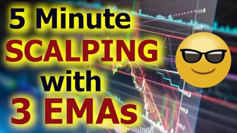 3 EMA FOREX SCALPING STRATEGY (Exponential Moving Average ...