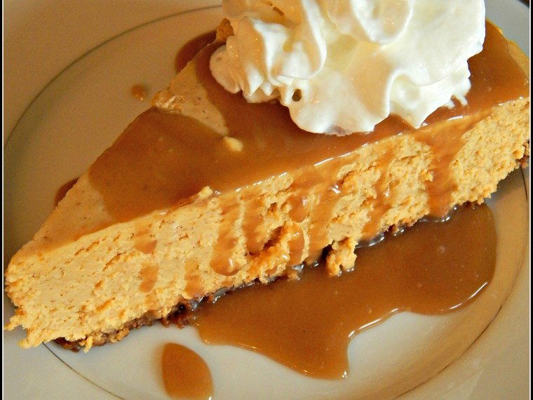 Love Pumpkin Pie? This Pumpkin Cheesecake Will Blow Your Mind!