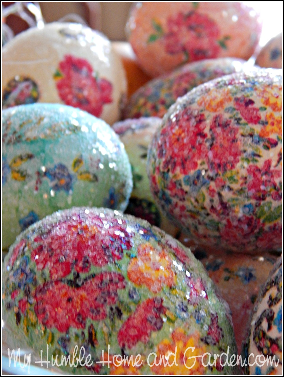 You Need Easy Elegant DIY Easter Egg Decorations?