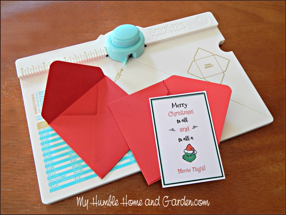 Designer Envelopes – Easy DIY
