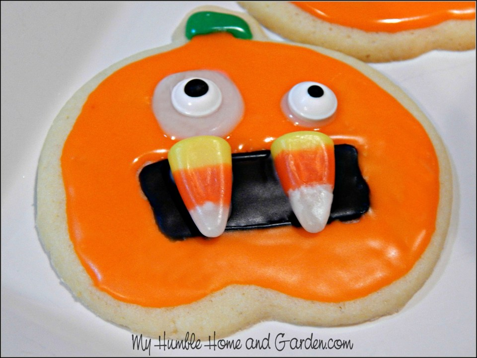 How To Make Halloween Monster Cookies