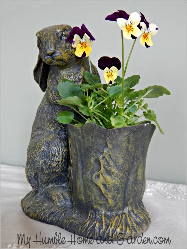 Adorable Easter Bunny Ideas You Need To Try Now on MyHumbleHomeandGarden.com