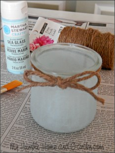 Oui Yogurt Jar Ideas How To Easily Repurpose Them My Humble Home And Garden