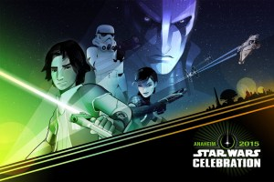 Star Wars Celebration Anaheim Rebels variant