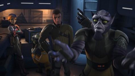 Star Wars Rebels Vision of Hope