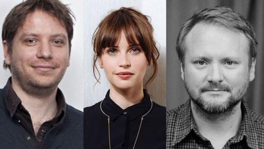 Gareth, Felicity, and Rian