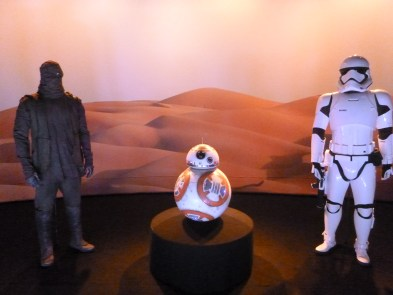The Force Awakens Exhibit