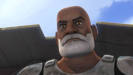 Captain Rex in Star Wars Rebels