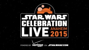 Star Wars Celebration Anaheim Live Stream